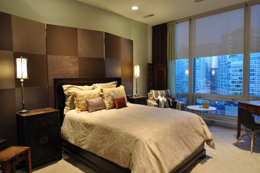 Real Estate Photography - 500 W Superior, Apt 1203, Chicago, IL, 60654 -