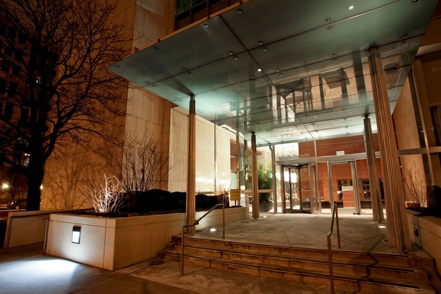 Real Estate Photography - 500 W Superior, Apt 1203, Chicago, IL, 60654 - Front View