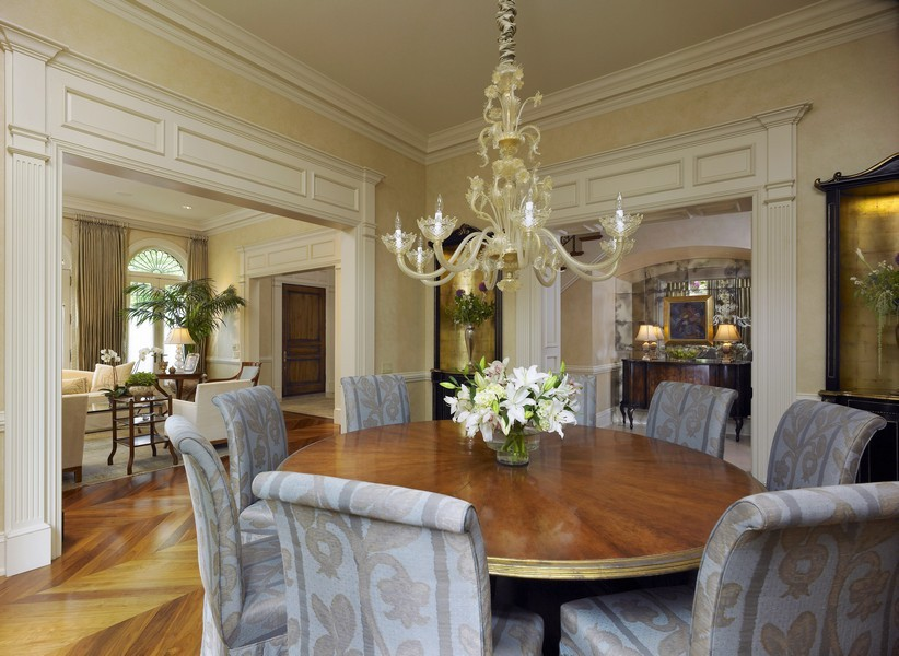 Real Estate Photography - 1955 N Burling, Chicago, IL, 60614 - Formal Dining Room