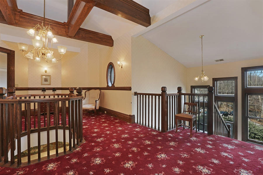Real Estate Photography - 5324 Turvey Court, Downers Grove, IL, 60515 - 2nd Level