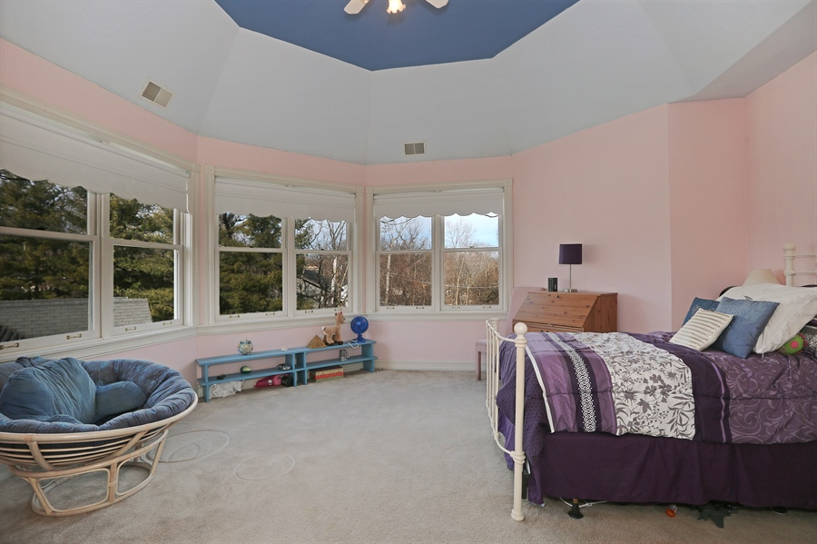 Real Estate Photography - 5324 Turvey Court, Downers Grove, IL, 60515 - 2nd Bedroom