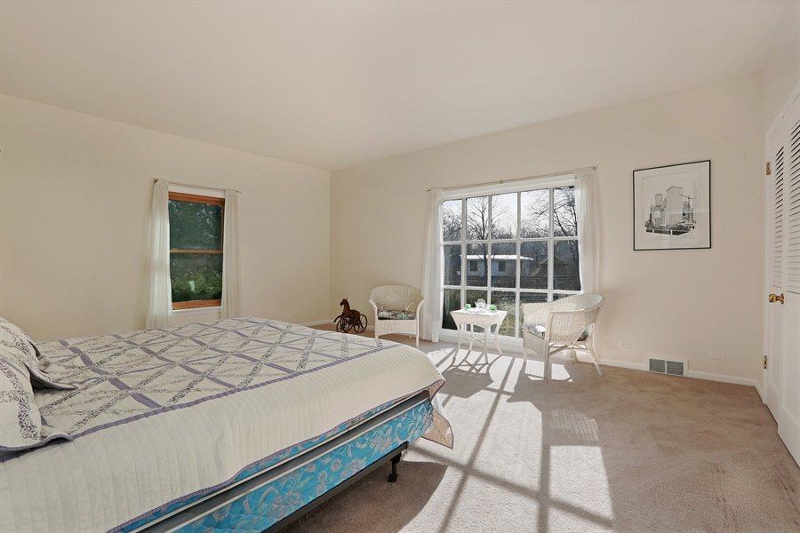 Real Estate Photography - 5324 Turvey Court, Downers Grove, IL, 60515 - Bedroom