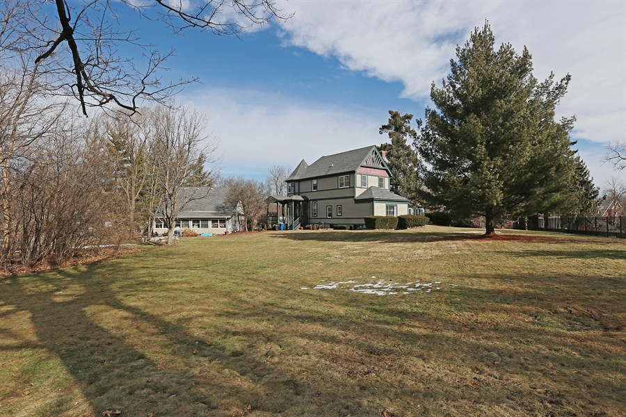 Real Estate Photography - 5324 Turvey Court, Downers Grove, IL, 60515 - Back Yard