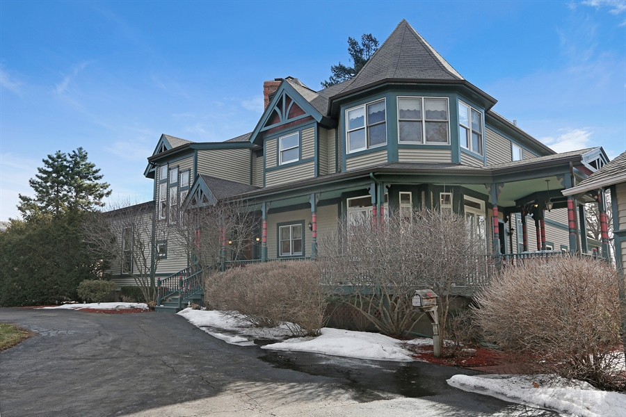 Real Estate Photography - 5324 Turvey Court, Downers Grove, IL, 60515 - Front View