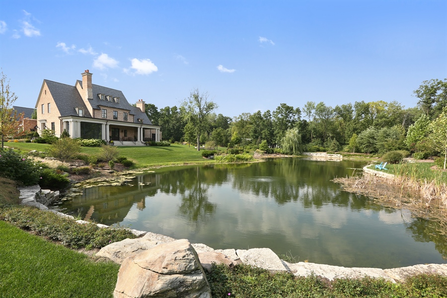 Real Estate Photography - 10 Deerpath, Oak Brook, IL, 60523 - Front View