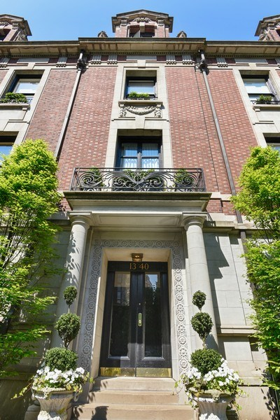 Real Estate Photography - 1340 N State St, #3S, Chicago, IL, 60610 - Entrance
