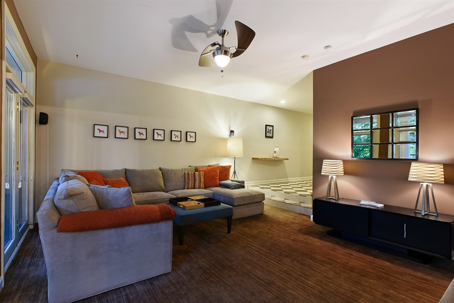 Real Estate Photography - 409 N. Canal, Chicago, IL, 60654 - Lower Level