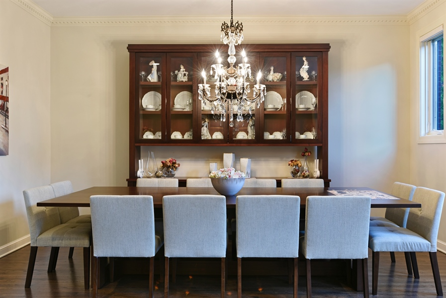 Real Estate Photography - 409 N. Canal, Chicago, IL, 60654 - Dining Room