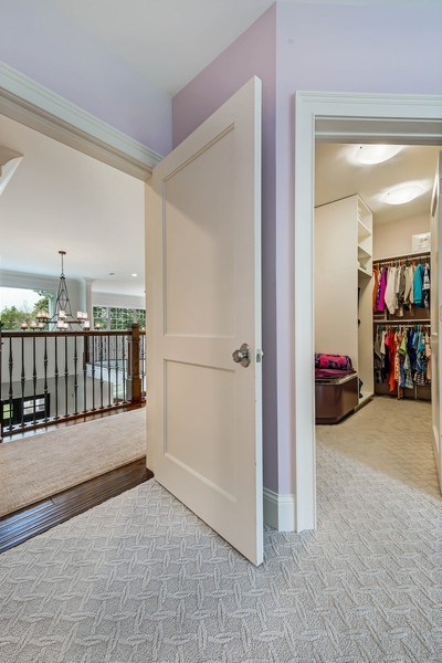Real Estate Photography - 8545 Kearney Road, Downers Grove, IL, 60516 - Closet