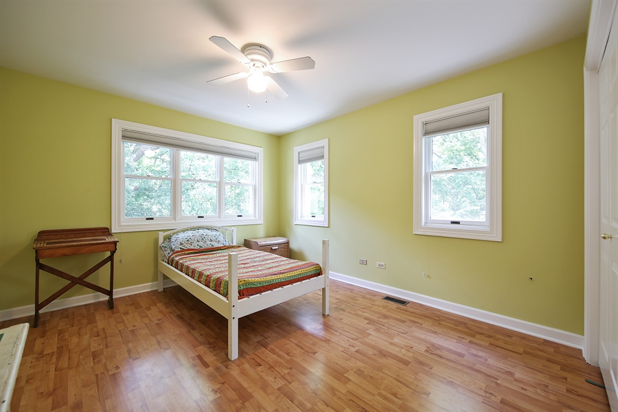 Real Estate Photography - 47 Brookside, Lemont, IL, 60439 - 3rd Bedroom