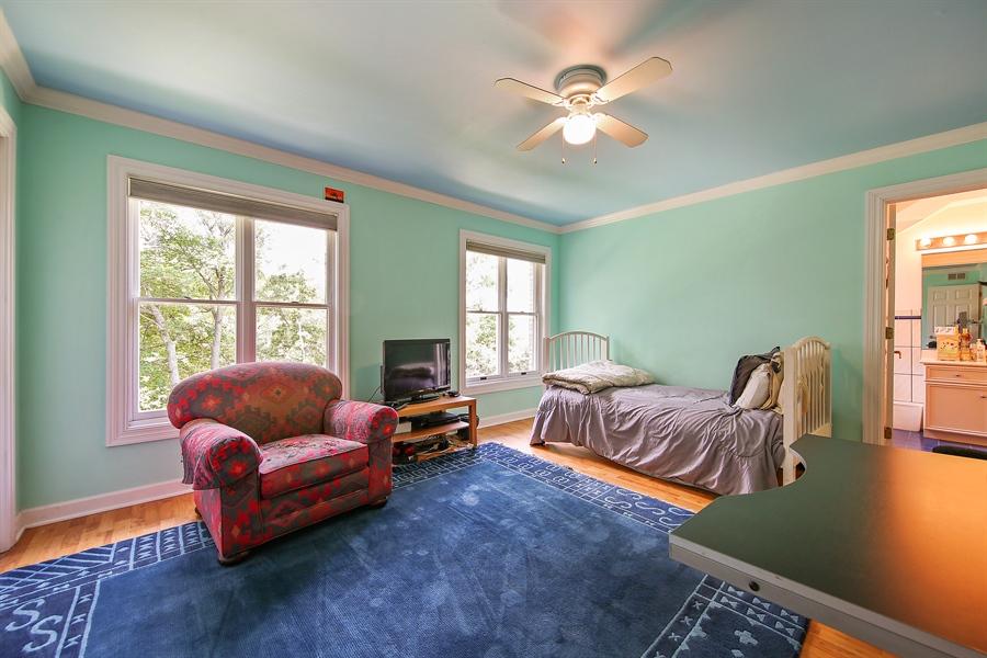 Real Estate Photography - 47 Brookside, Lemont, IL, 60439 - 4th Bedroom