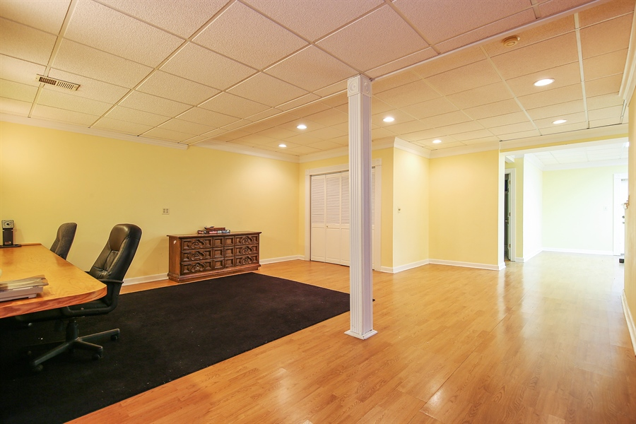 Real Estate Photography - 47 Brookside, Lemont, IL, 60439 - Lower Level