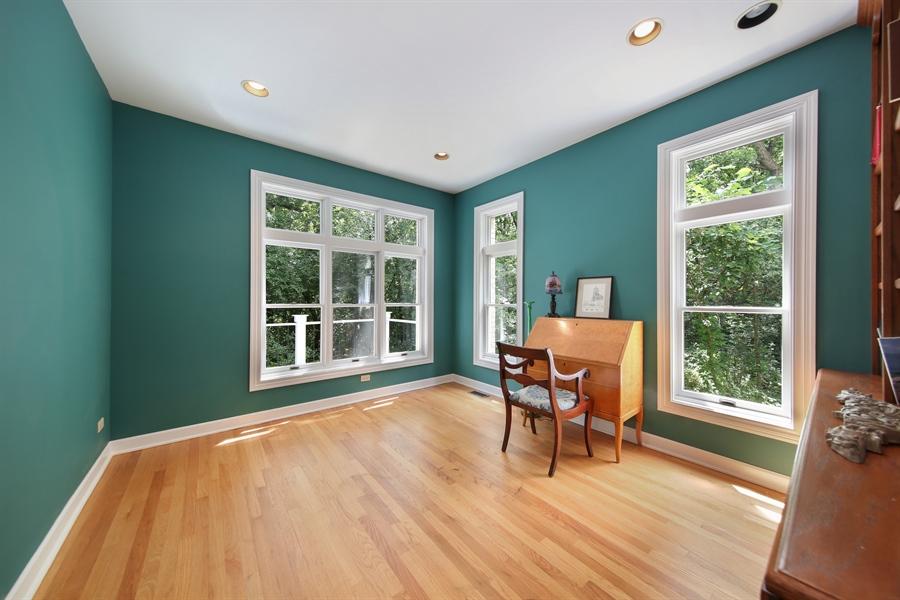 Real Estate Photography - 47 Brookside, Lemont, IL, 60439 - Den