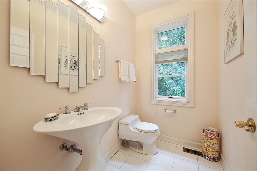 Real Estate Photography - 47 Brookside, Lemont, IL, 60439 - Bathroom
