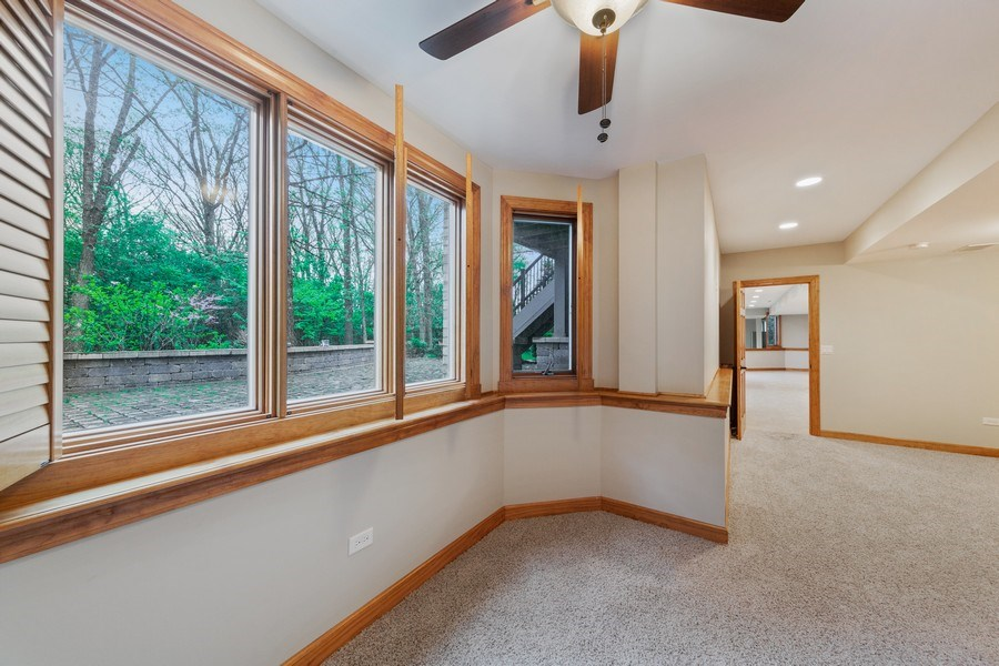 Real Estate Photography - 8981 Orchard, Willow Springs, IL, 60480 - Bedroom