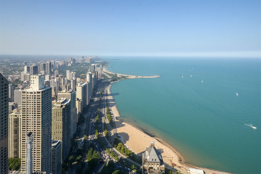 Real Estate Photography - 175 E. Delaware Place, 5909, Chicago, IL, 60611 - View