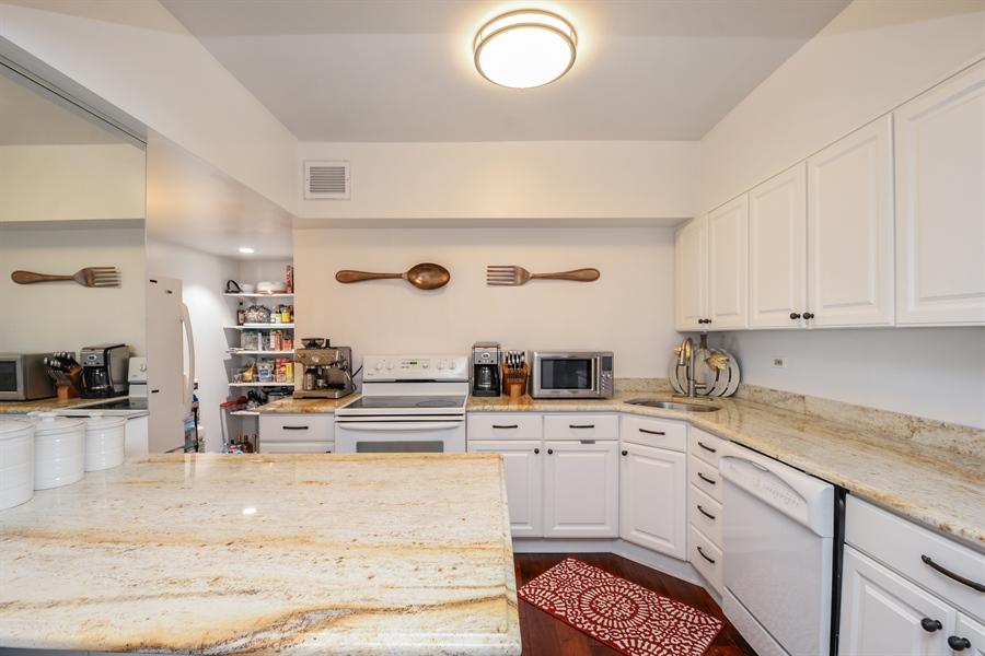 Real Estate Photography - 175 E. Delaware Place, 5909, Chicago, IL, 60611 - Kitchen