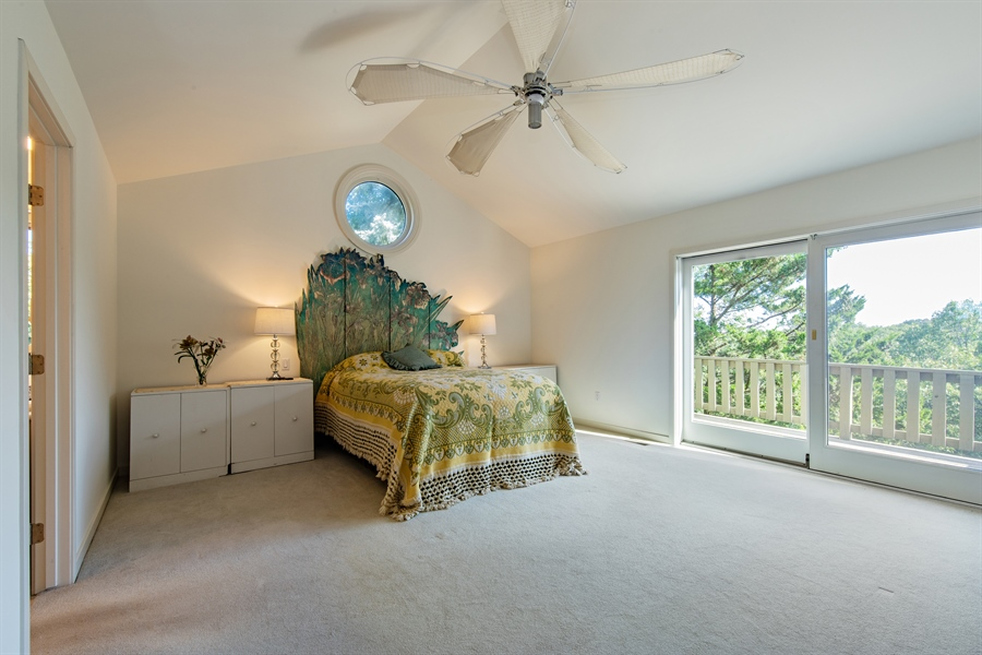 Real Estate Photography - 5 Summit Dr, Dune Acres, IN, 46304 - Master Bedroom