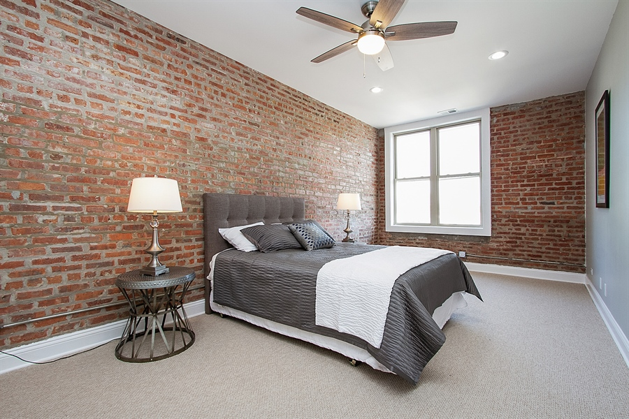 Real Estate Photography - 7400 S Stony Island Ave, 302, Chicago, IL, 60649 - Master Bedroom