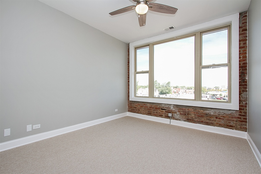 Real Estate Photography - 7400 S Stony Island Ave, 302, Chicago, IL, 60649 - Bedroom