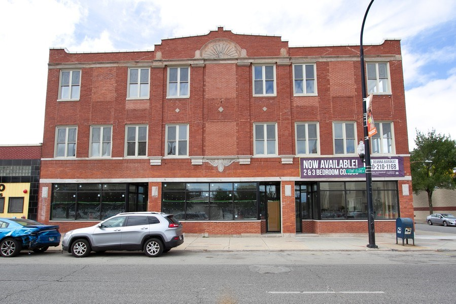 Real Estate Photography - 7400 S Stony Island Ave, 302, Chicago, IL, 60649 - Front View