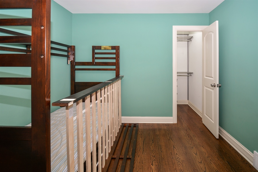Real Estate Photography - 5737 S New England Ave, Chicago, IL, 60638 - 3rd Bedroom