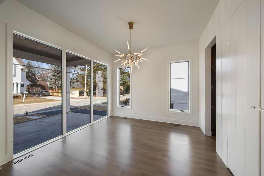 Real Estate Photography - 22 E 6th St, Hinsdale, IL, 60521 - Dining Room