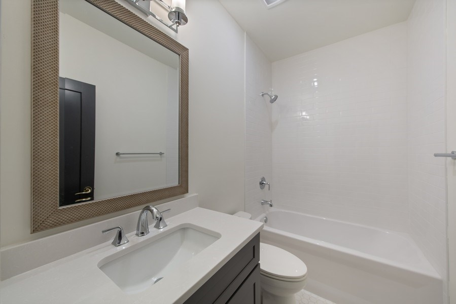 Real Estate Photography - 22 E 6th St, Hinsdale, IL, 60521 - 3rd Bathroom