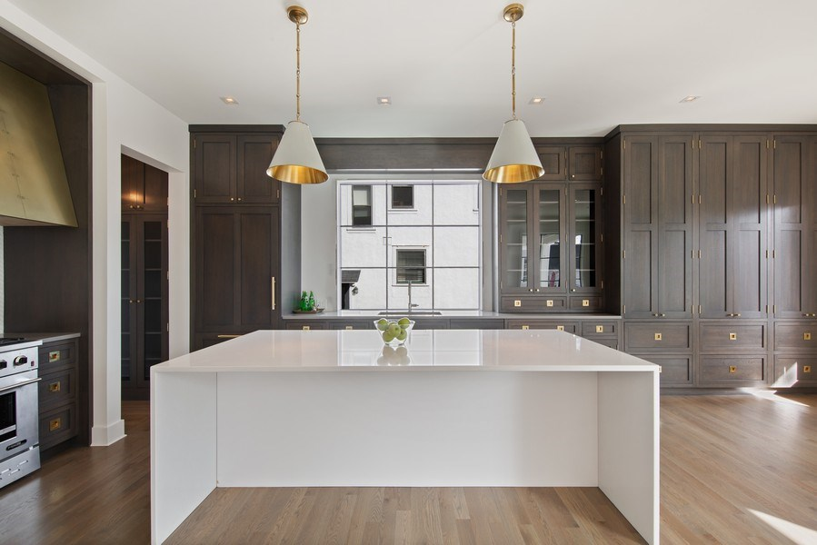 Real Estate Photography - 22 E 6th St, Hinsdale, IL, 60521 - Kitchen
