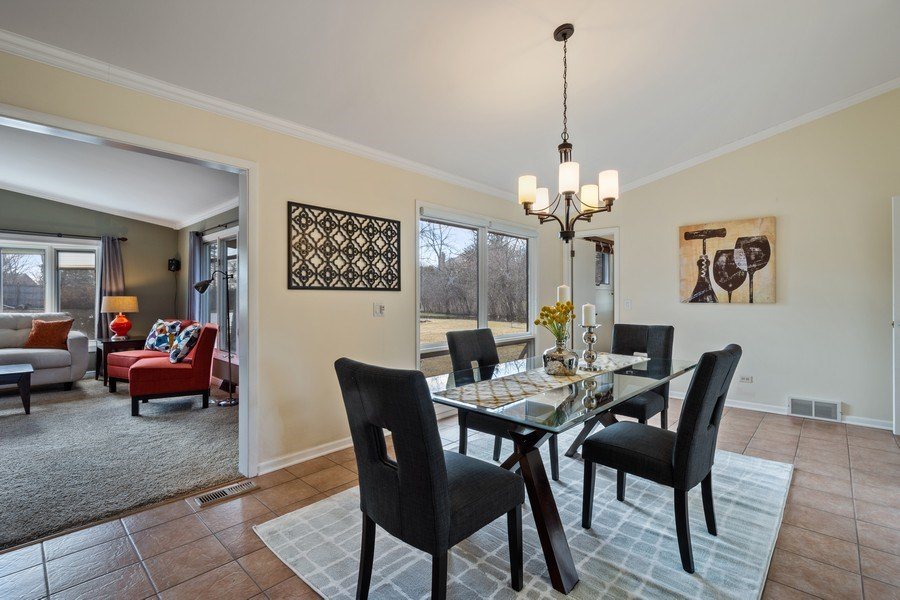 Real Estate Photography - 83 W Wildwood Dr, Barrington, IL, 60010 - Dining Room
