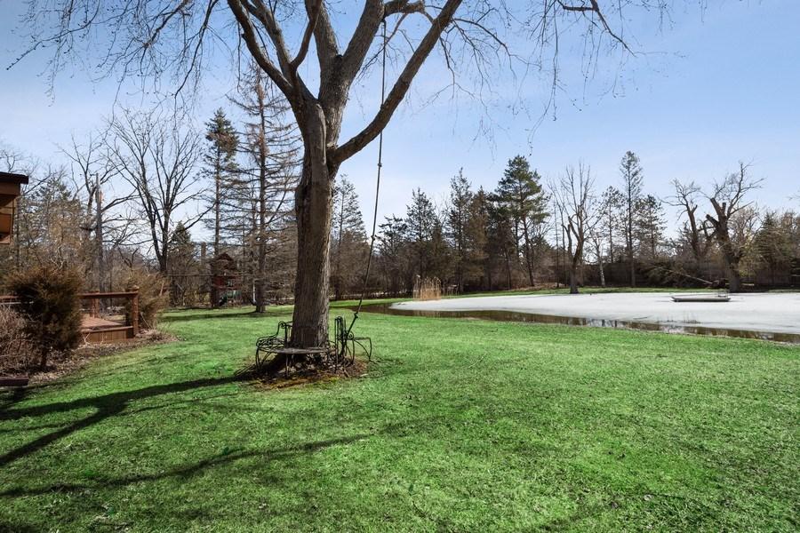 Real Estate Photography - 83 W Wildwood Dr, Barrington, IL, 60010 - Back Yard
