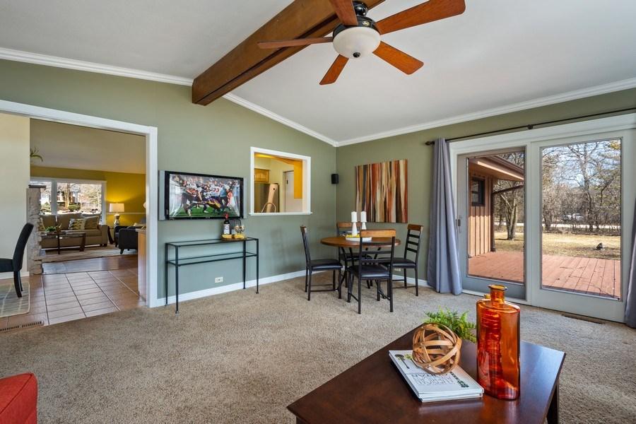 Real Estate Photography - 83 W Wildwood Dr, Barrington, IL, 60010 - Sunroom