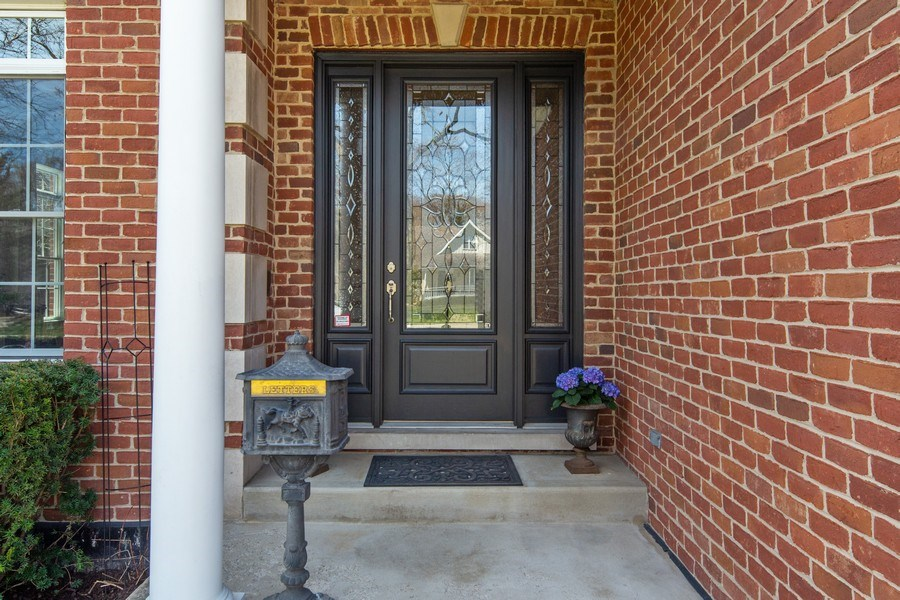 Real Estate Photography - 802 Franklin, Hinsdale, IL, 60521 - Front View
