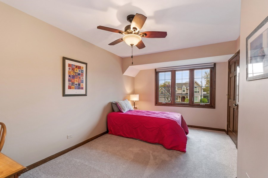 Real Estate Photography - 1952 Sherwood Place, Wheaton, IL, 60189 - 2nd Bedroom