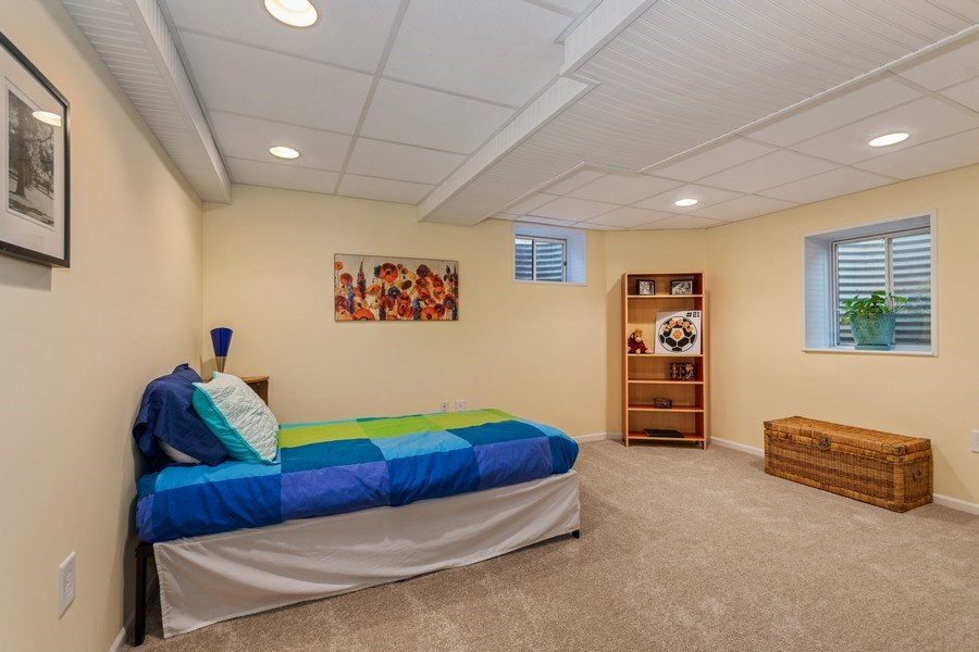 Real Estate Photography - 1952 Sherwood Place, Wheaton, IL, 60189 - 5th Bedroom