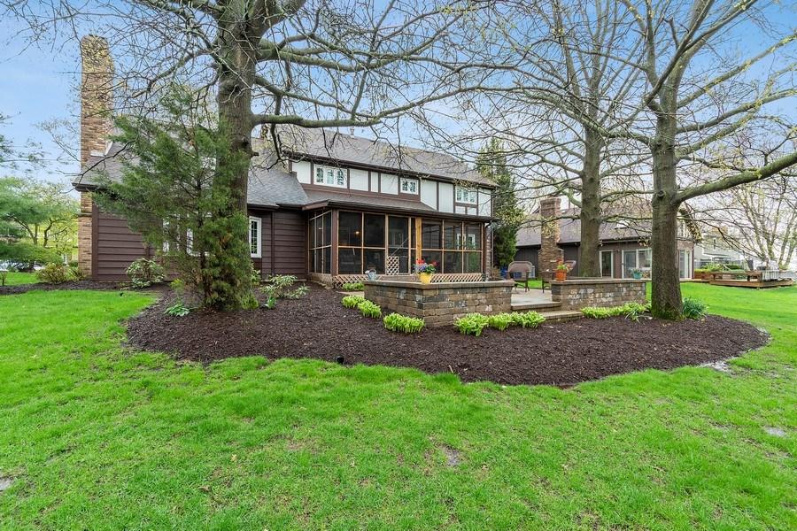 Real Estate Photography - 1952 Sherwood Place, Wheaton, IL, 60189 - Back Yard