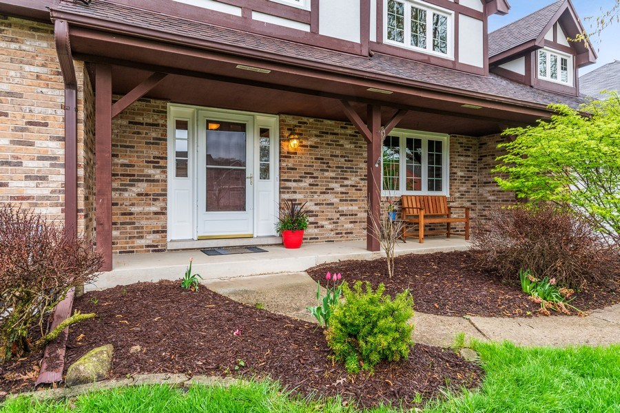 Real Estate Photography - 1952 Sherwood Place, Wheaton, IL, 60189 - Front View