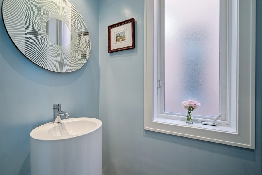 Real Estate Photography - 2419 W Superior St, Chicago, IL, 60612 - Bathroom