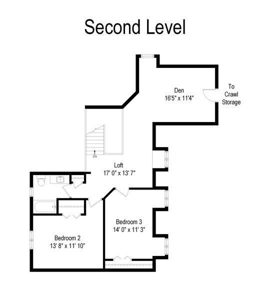 Real Estate Photography - 10 Tartan Ridge Rd, Burr Ridge, IL, 60527 - Floor Plan