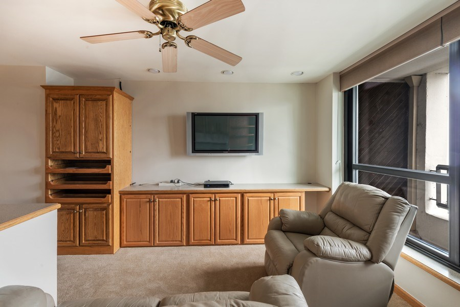 Real Estate Photography - 1030 N State, Chicago, IL, 60610 - Living Room