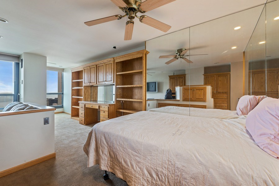 Real Estate Photography - 1030 N State, Chicago, IL, 60610 - Bedroom