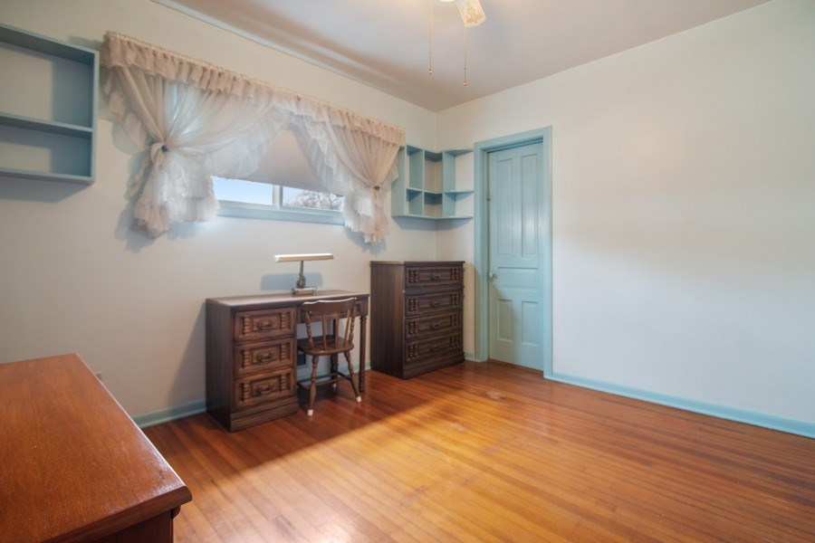Real Estate Photography - 8632 Stolting Rd., Niles, IL, 60714 - 3rd Bedroom