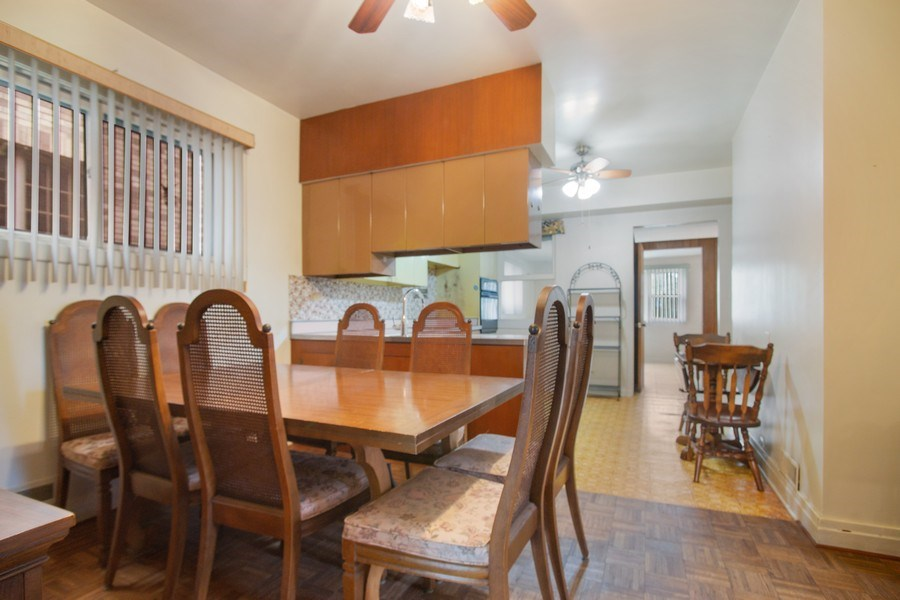 Real Estate Photography - 8632 Stolting Rd., Niles, IL, 60714 - Dining Area