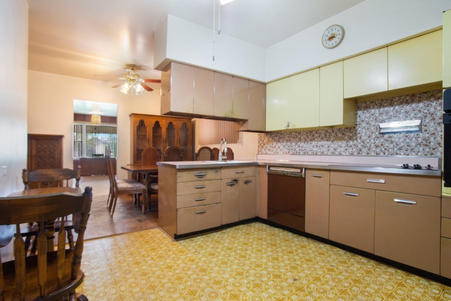 Real Estate Photography - 8632 Stolting Rd., Niles, IL, 60714 - Kitchen