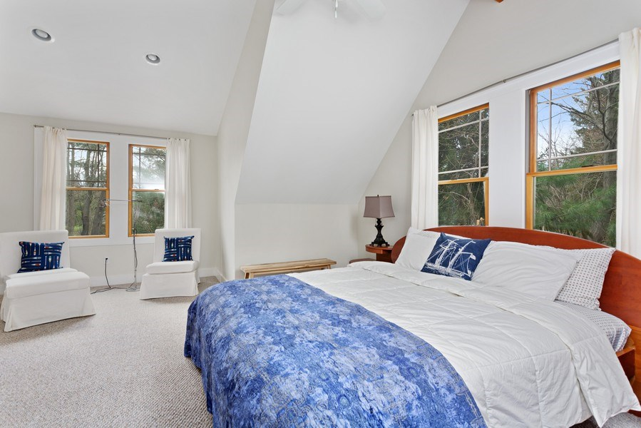 Real Estate Photography - 16204 Quality Ln, Union Pier, MI, 49129 - 2nd Bedroom