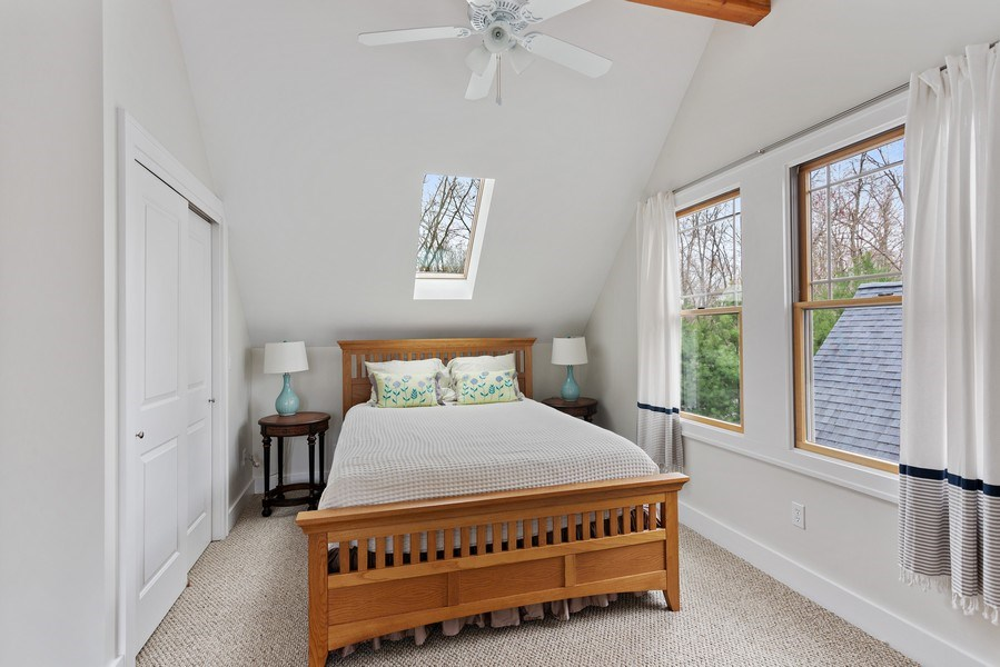 Real Estate Photography - 16204 Quality Ln, Union Pier, MI, 49129 - 3rd Bedroom