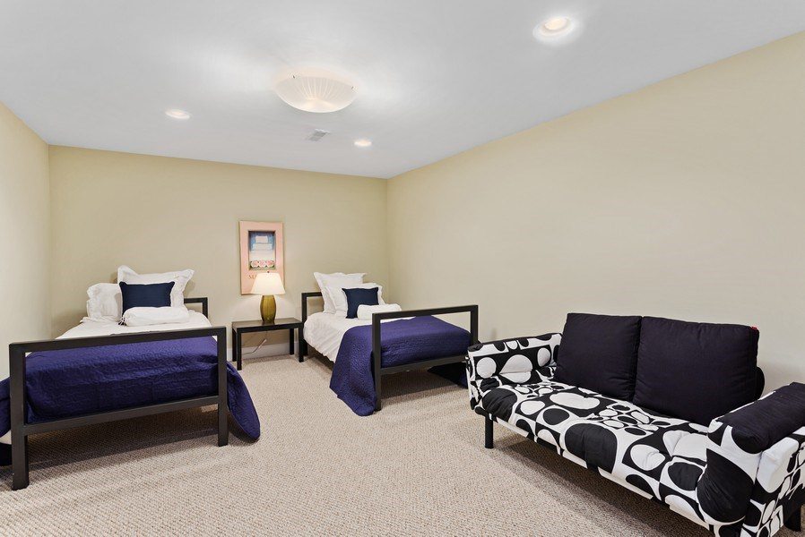 Real Estate Photography - 16204 Quality Ln, Union Pier, MI, 49129 - 4th Bedroom