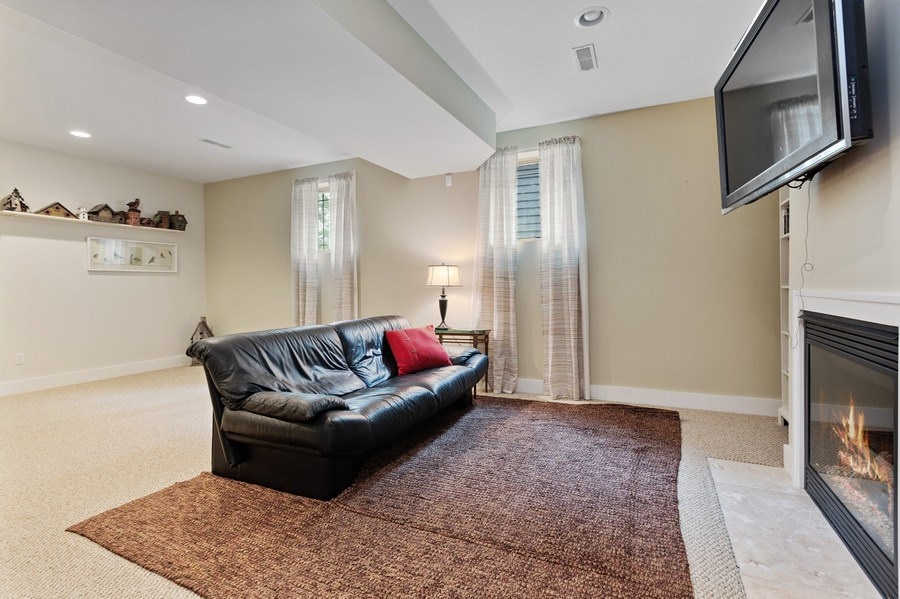 Real Estate Photography - 16204 Quality Ln, Union Pier, MI, 49129 - Recreational Room