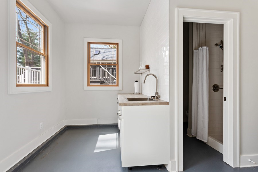 Real Estate Photography - 16204 Quality Ln, Union Pier, MI, 49129 - Guest House