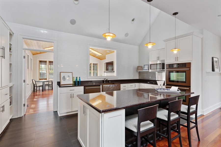 Real Estate Photography - 16204 Quality Ln, Union Pier, MI, 49129 - Kitchen